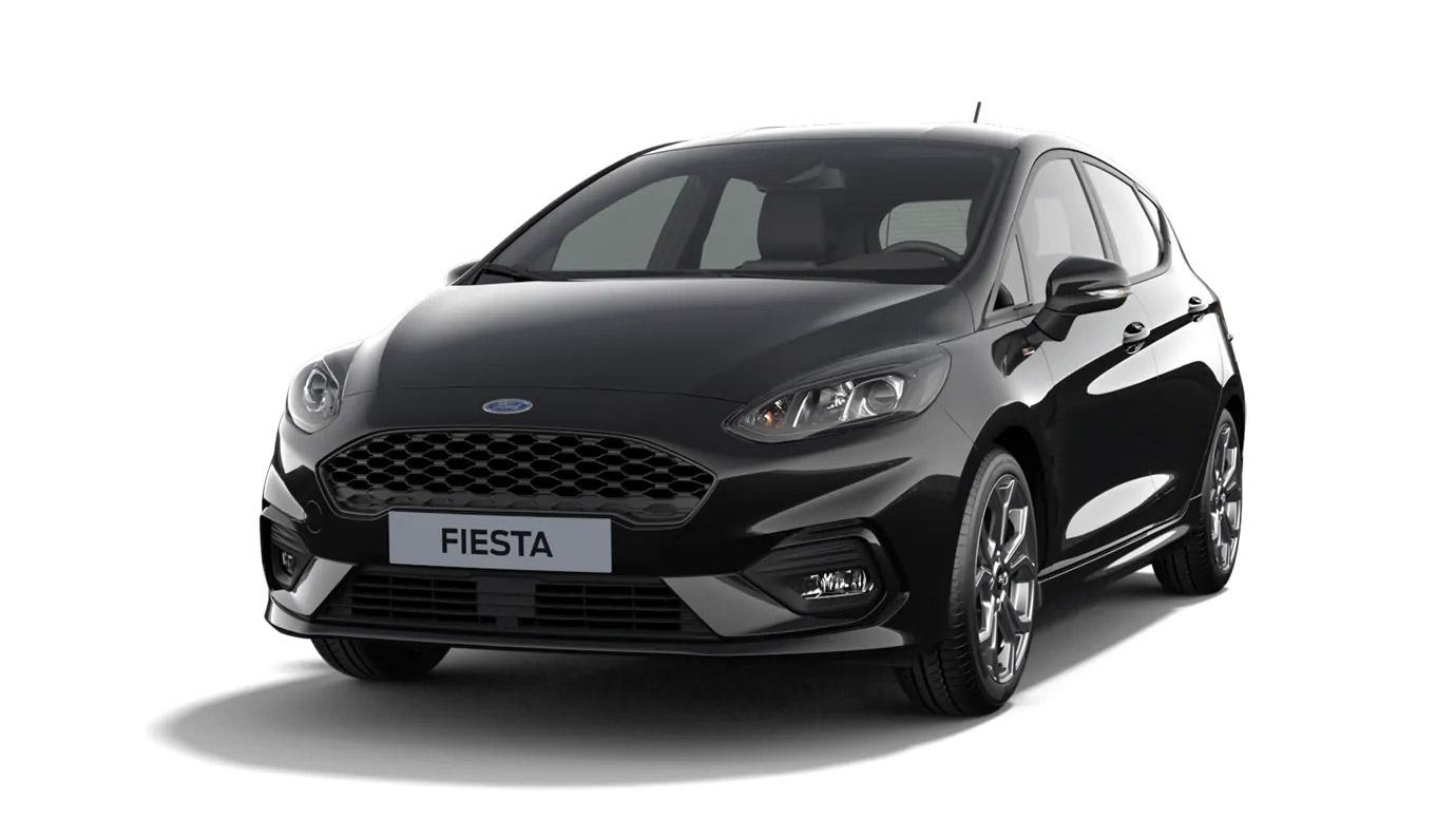 Ford Fiesta 155hk