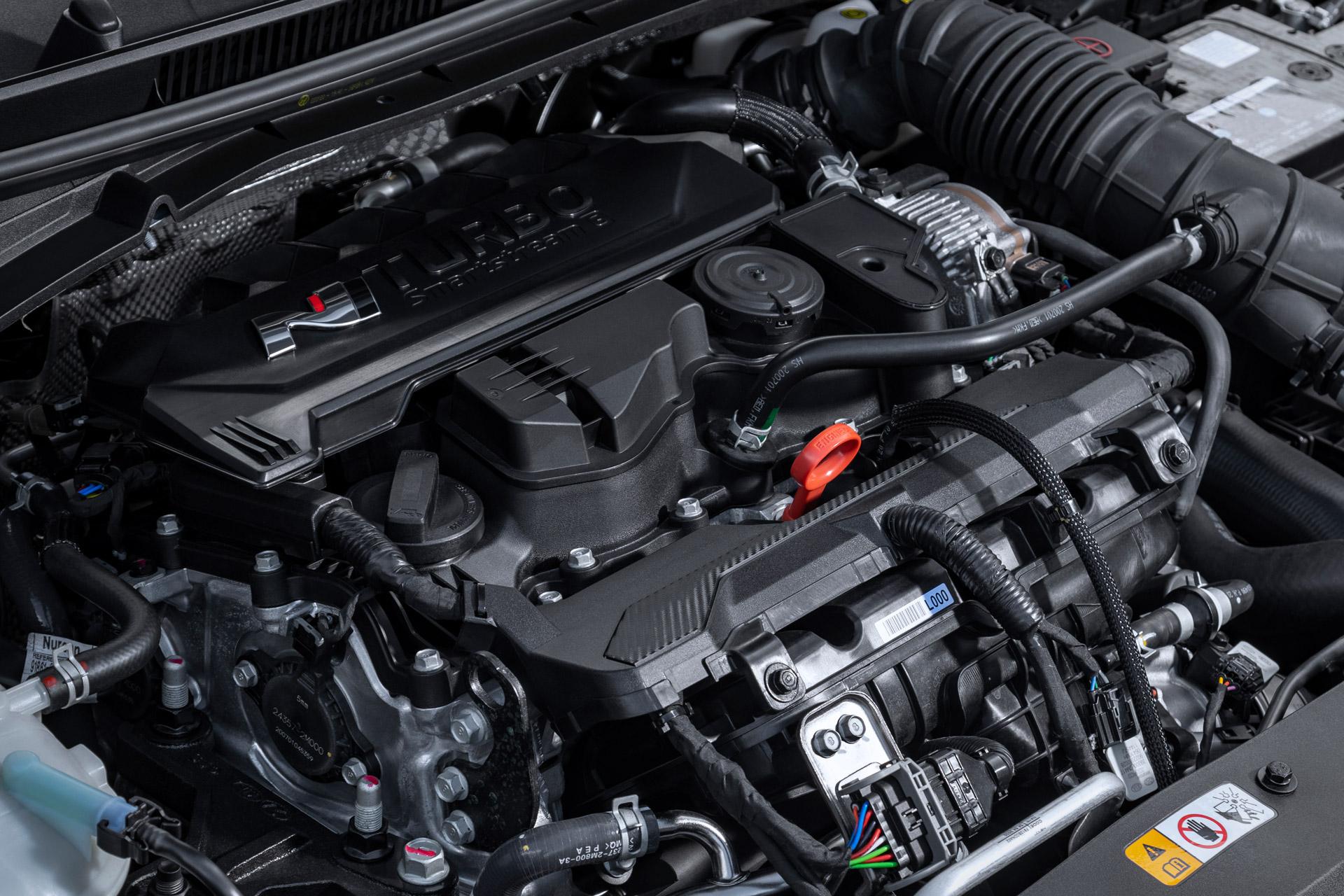 Hyundai i20 N motor