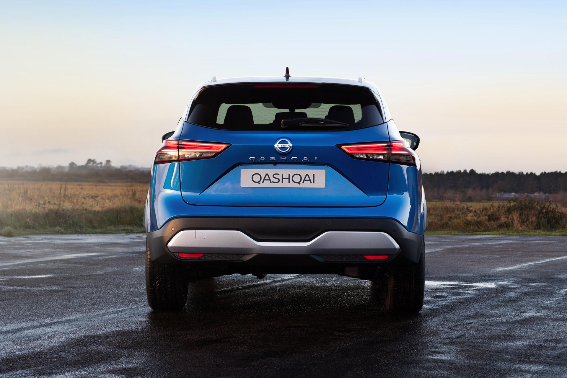 Nissan Qashqai 2021 bagfra
