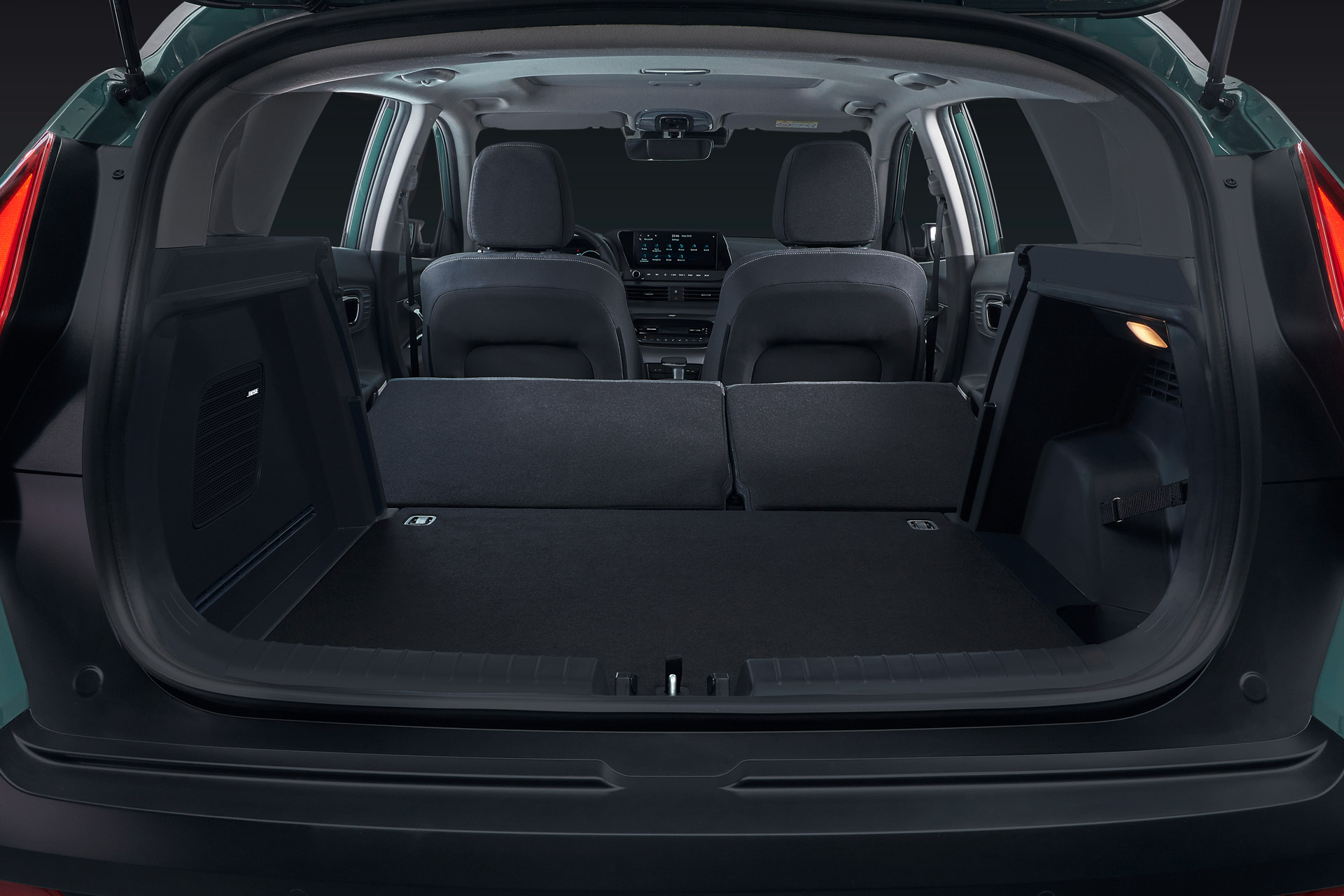 Hyundai BAYON bagagerum