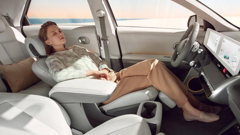 Hyundai IONIQ 5 interiør 3