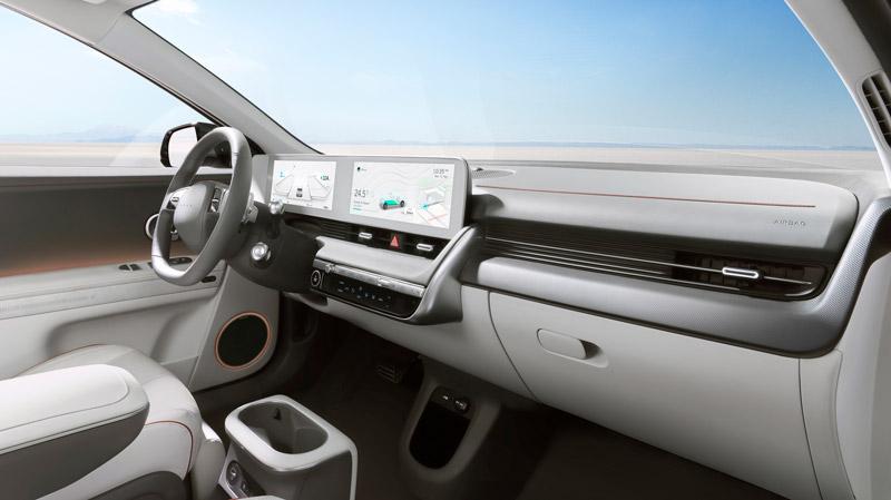 Hyundai IONIQ 5 interiør 1