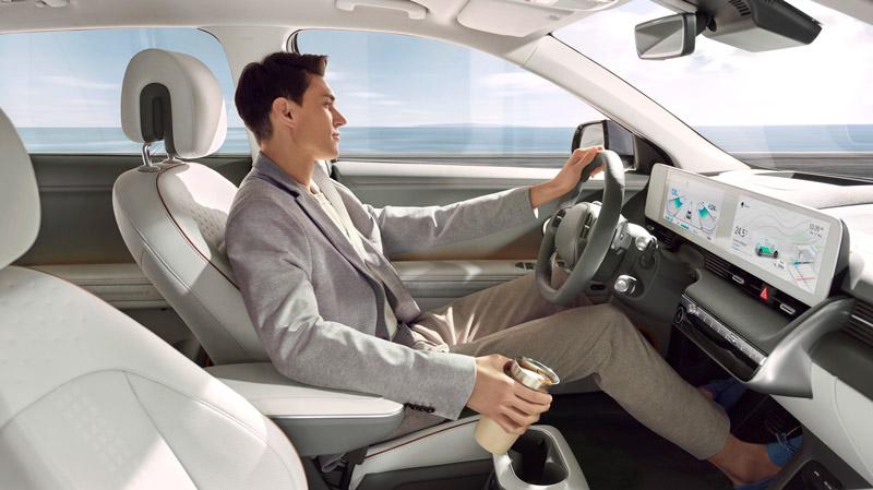 Hyundai IONIQ 5 interiør 2