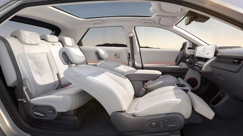Hyundai IONIQ 5 sæder