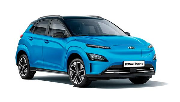 Hyundai kona electric elbil