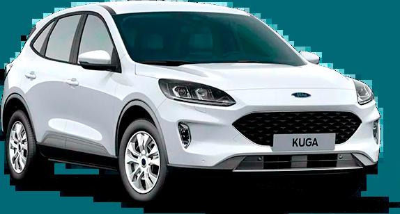 Ford Kuga plug-in hybrid Trend