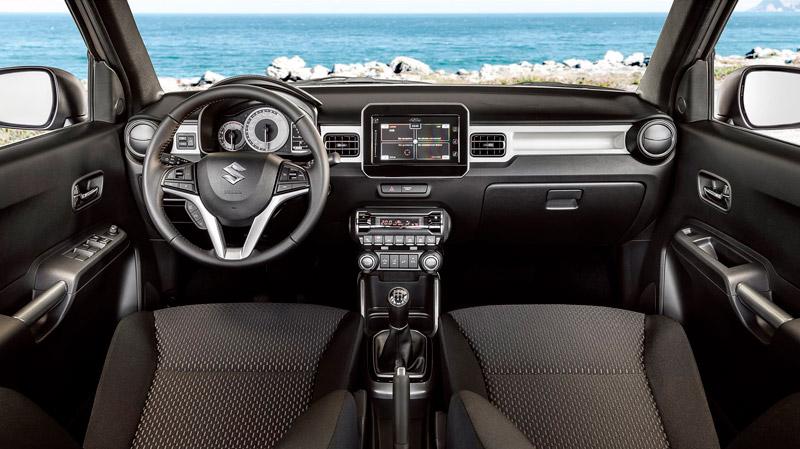 Suzuki Ignis instrumentbræt