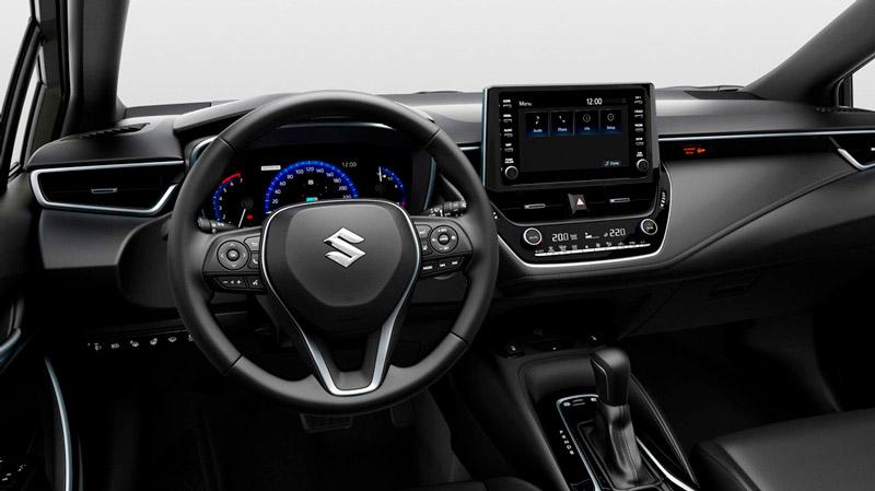 Suzuki Swace instrumentbræt