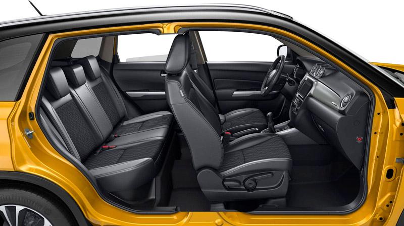 Suzuki Vitara kabine