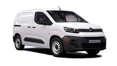 Elektriske Citroën ë-Berlingo Van