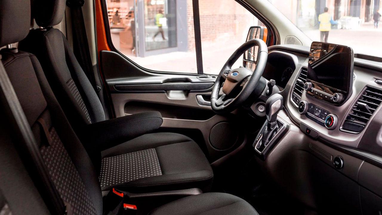 Ford Transit Custom kabine