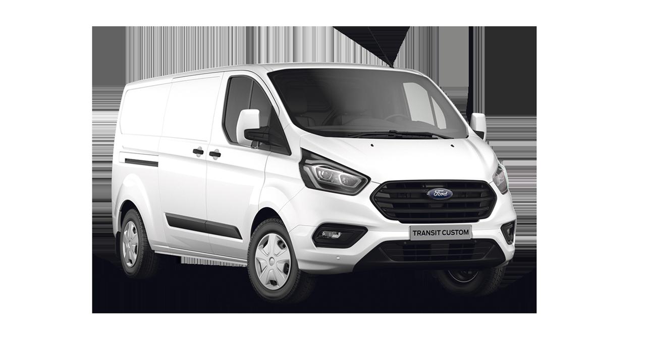 Ford Transit Custom Trend L1H1 plug-in hybrid